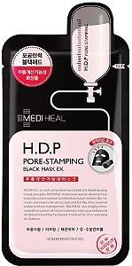 Máscara Facial Controle de Oleosidade SISI - Mediheal H.D.P Pore - Stamping Black Mask
