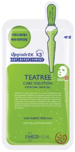Máscara Facial Hidratante SISI - Mediheal Teatree Care Solution Essential Mask