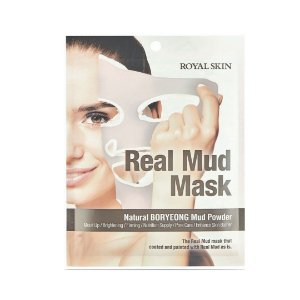 Máscara Facial Hidratante Royal Skin Real Mud Mask