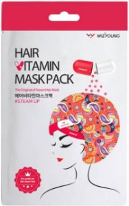 Máscara Hidratante para Cabelo SISI - Wizyoung Steam Hair Mask STEAM UP