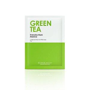 Máscara Facial Hidratante - Boom De Ah Dah chá verde