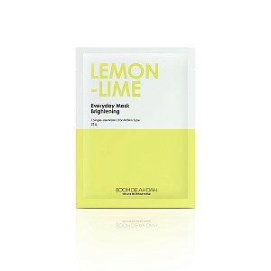 Máscara Facial Iluminadora - Boom De Ah Dah Lemon Lime