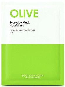 Máscara Facial de Nutrição SISI - Everyday Mask Olive - Boom De Ah Dah