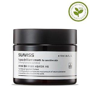 Hidratante facial Hypoa brilliant cream Suaviss - SISI