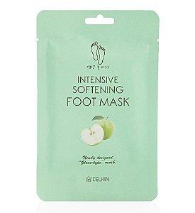 Celkin Máscara suavizante para os pés com extrato de maçã verde - SISI