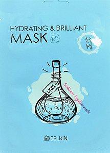Máscara Facial hidratante Celkin hydrating e brilliant - SISI