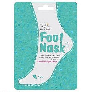 Máscara hidratante para os pés Cettua - SISI