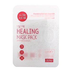 Máscara Facial  Healing 24k Gold com micropartículas de ouro - SISI