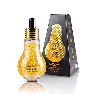Sérum Lâmpada CClimglam 24K Gold com Partículas de Ouro  - SISI