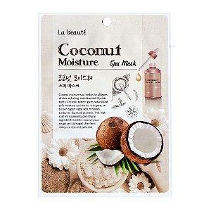Máscara de Coco - La beauté Coconut Moisture