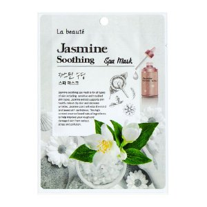 Máscara de Jasmin - La beauté Jasmine Soothing
