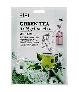 Máscara de chá verde - SISI Green tea