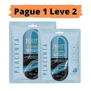 PAGUE 1 LEVE 2 Máscara facial nutritiva - Jigott placenta