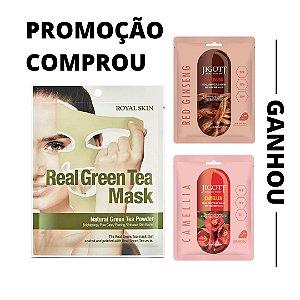 Promoção comprou ganhou - Royal skin real green tea