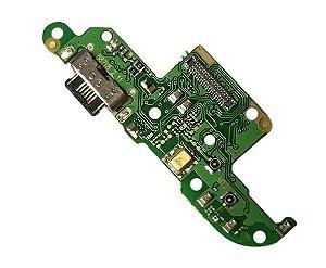 CONECTOR CARGA MOTO G8 POWER XT2041 PLACA MICROFONE