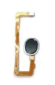 PARA SAMSUNG GALAXY A10S A107 A107F BOTÃO INICIAL SENSOR DE IMPRESSÃO DIGITAL FLEX CABO PEÇAS DE REPOSIÇÃO PRETO