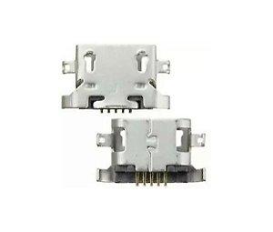CONECTOR DE CARGA MOTO G4 PLAY / CONECTOR MOTO G5 / MULTILASER MS45 / K6