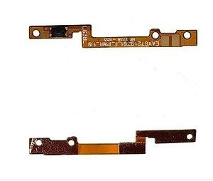 Botão Flex Power LG K10 Power Tv M320 M320tv