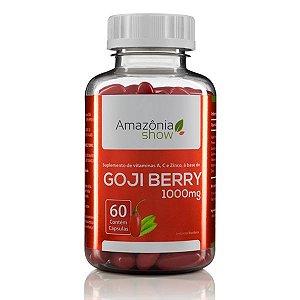DUPLICADO - Goji Berry  60 capsulas de 1000mg