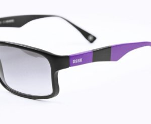 Óculos Purple Belt OSSK - Modelo ROUND