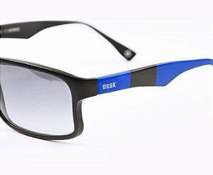 Óculos Blue Belt OSSK - Modelo ROUND