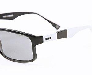 Óculos White Belt OSSK - Modelo ROUND