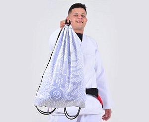 Kimono Jiu Jitsu Oss Masculino White Edição Especial + Sacola