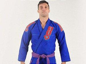 Kimono Jiu Jitsu Oss Masculino Azul Clássico