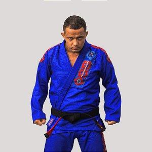 Kimono Jiu Jitsu Oss Clássico Azul