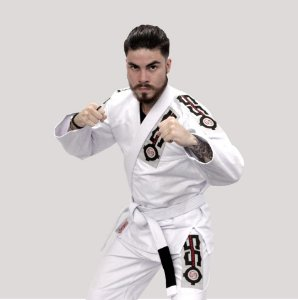 Kimono Jiu Jitsu Oss Clássico Branco