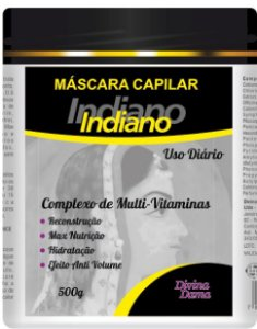 Indiano Mascara 500gr