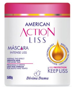 American Action Liss Mascara 500gr