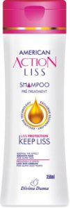 American Action Liss Shampoo 350ml