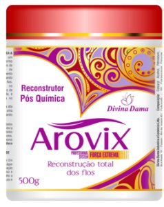 Arovix 500g Reconstrutor Pós Quimica