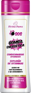 SOS Bomba Energética Condicionador 350ml