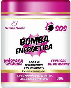 SOS Bomba Energética Marcara Hidratante 500gr