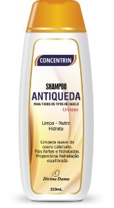 Concentrin Antiqueda Shampoo 350ml
