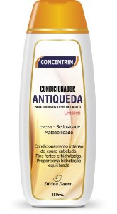 Concentrin Antiqueda Condicionador 350ml