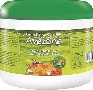 Amazônia Creme Branco Hidratante para Henê 500g