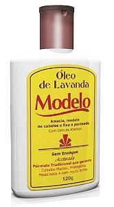 Modelo Oleo de Lavanda 120g