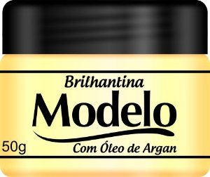 Modelo Brilhantina 50g