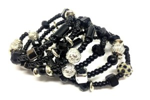 Bracelete Memory Black