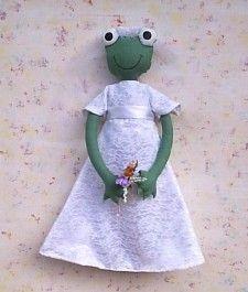 Sapa noiva ou sapo noivo