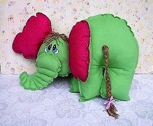 Almofada de Elefante OU Hipopótama OU Leão
