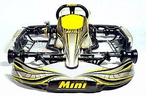 Chassis R2 ou S2 KartMini ZERO - Atual Campeão Brasileiro