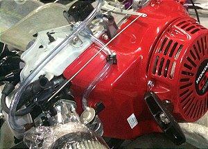 Motor Honda 21hp NOVO - F4 Sport 400 - Embreagem Homologada CBA