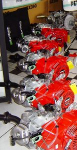 Motor Honda NOVO - F4 Sport 400 - CBA