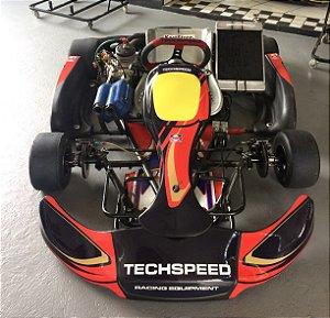 Kart Shifter TechSpeed 2015/17 - 10 vezes sem juros