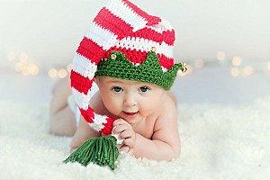 Touca Elfo com Guizos