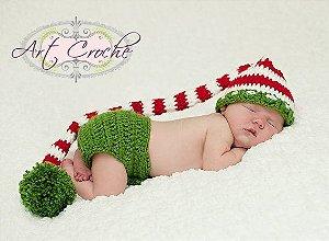 Conjunto Newborn Elfo